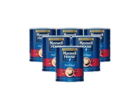 Maxwell House Mild Tins
