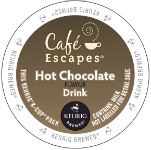 Cafe Escapes Hot Chocolate Lid
