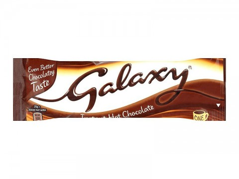 Galaxy Instant Hot Chocolate Sachets