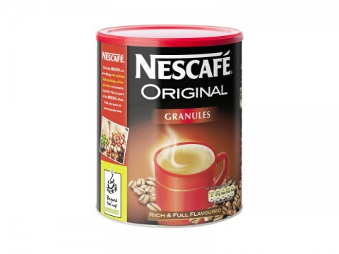 Nescafe Original Granules Tin 750g
