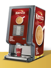 Kenco   Coffee Made Happy Machine