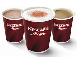 Nescafe Alegria Coffee