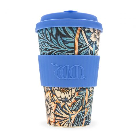 Ecoffee Cup William Morris Lily 14oz 1024x1024
