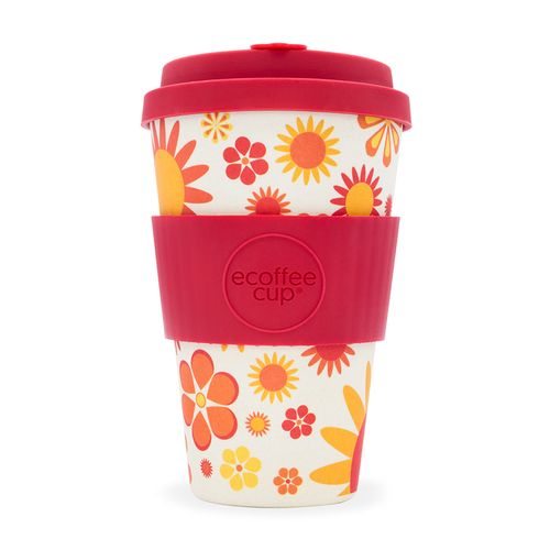 14 oz ECoffee Cups Happier