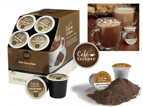 Cafe Escapes Keurig K-Cup Pods