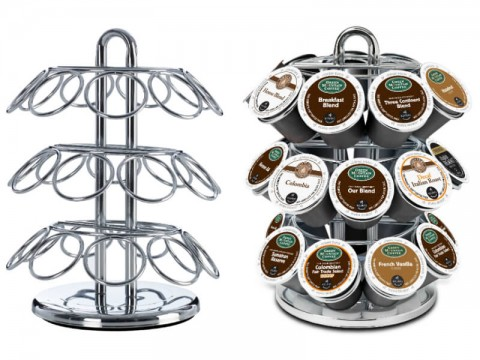 K-Cup Wire Carousel