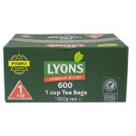 Lyons Pyramid Tea Bags