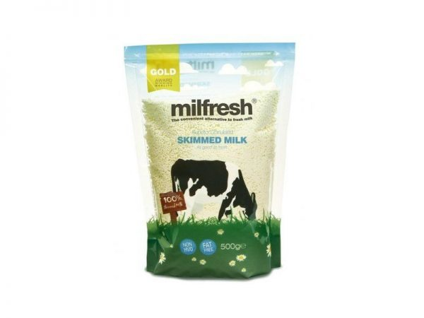 Milfresh Gold Granulated Milk