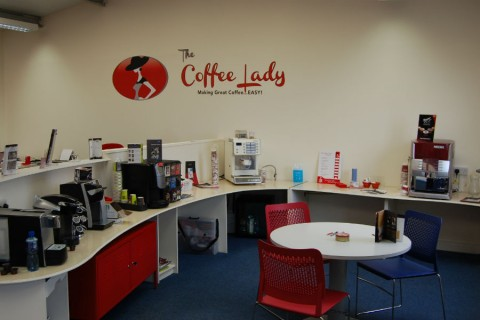 The Coffee Lady - Our Showroom Img3