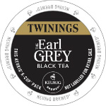 Twinings Earl Grey Black Tea Lid