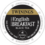Twinings English Breakfast Black Tea Lid